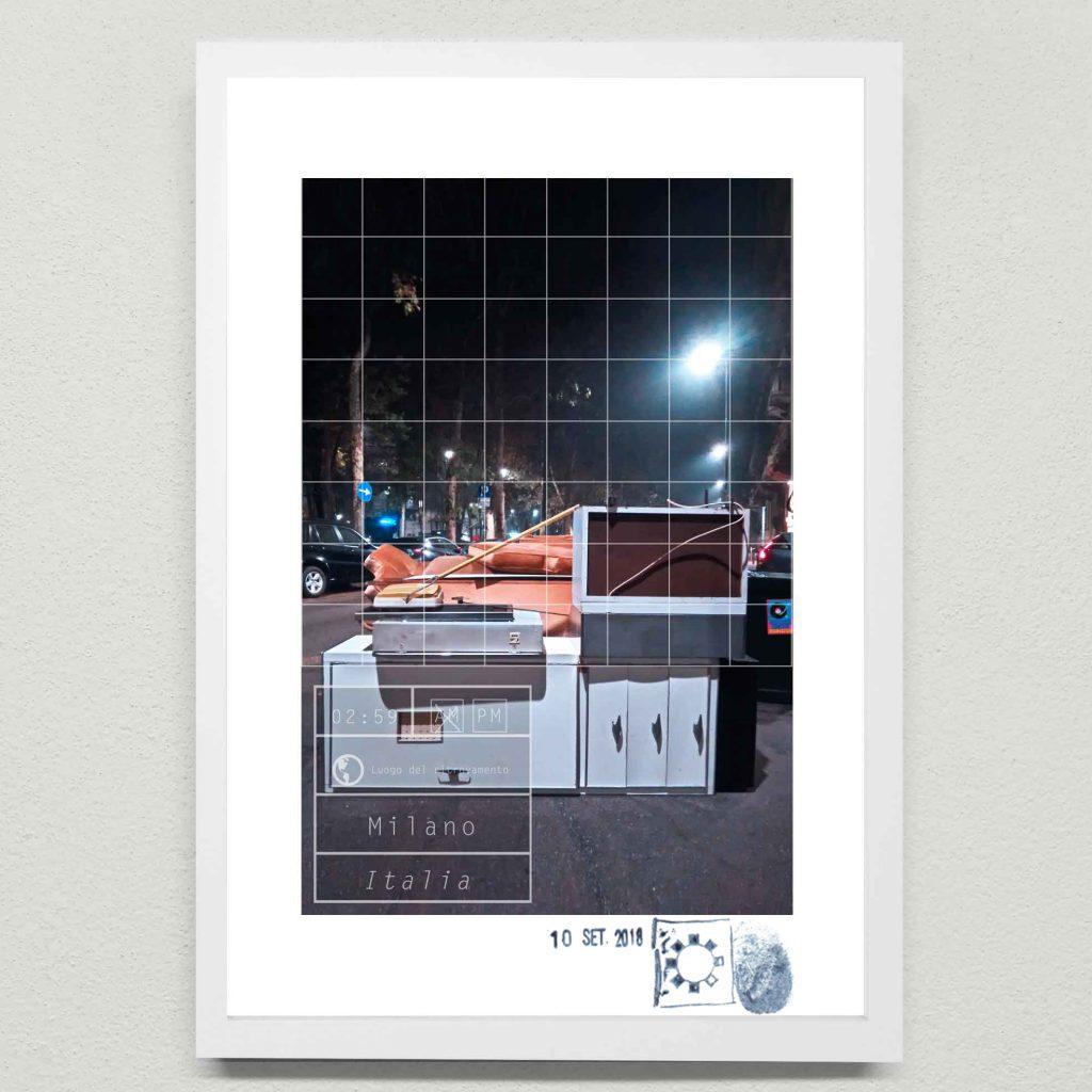 Combinazioni urbane. Arte concettuale di Maurizio Di Feo