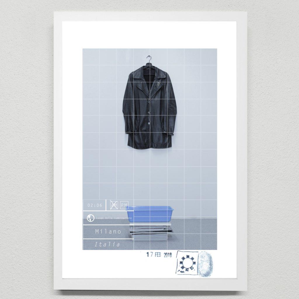Una vecchia giacca di pelle. Combinazioni di arte in studio di Maurizio Di Feo