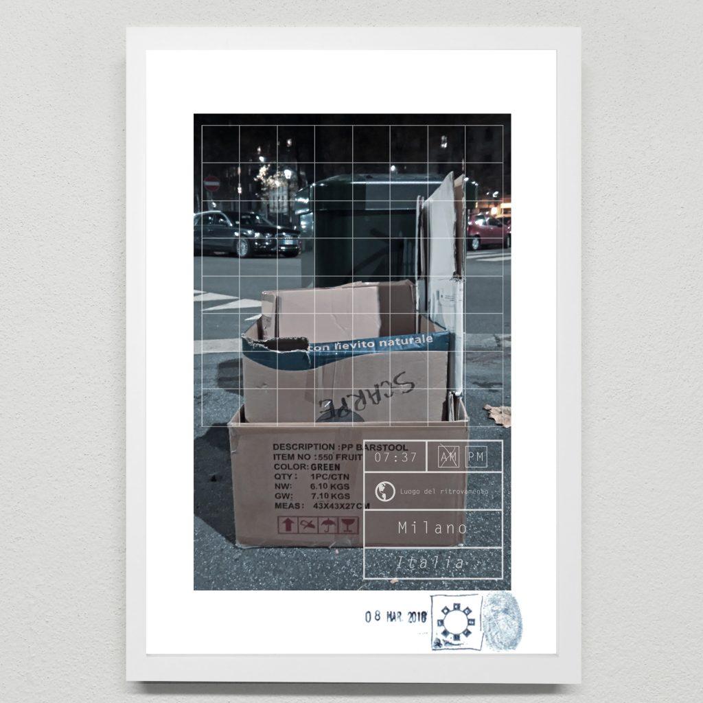 Arte di strada concettuale. Maurizio Di Feo e l'arte della fotografia urbana