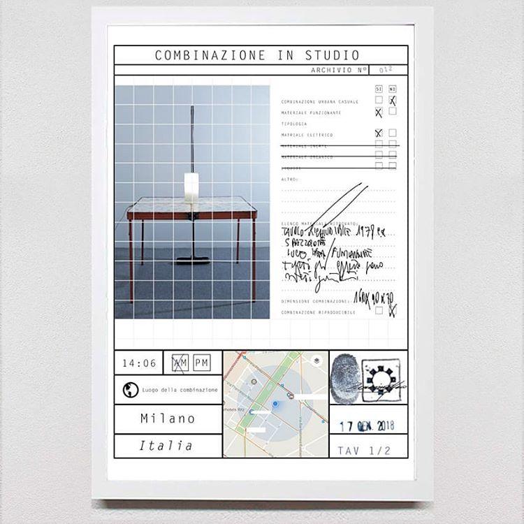 Tra arte concettuale e minimale. Combinazioni artistiche in studio di Maurizio Di Feo