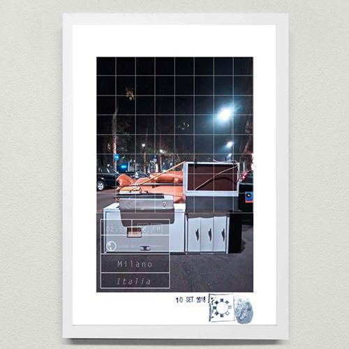 Maurizio Di Feo arte urbana. Fotografia urbana nell' arte contemporanea