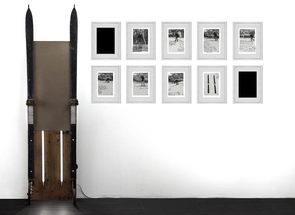 Performance arte contemporanea di Maurizio Di Feo