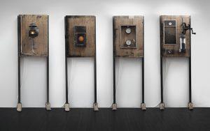 Installazione arte contemporanea di Maurizio Di Feo