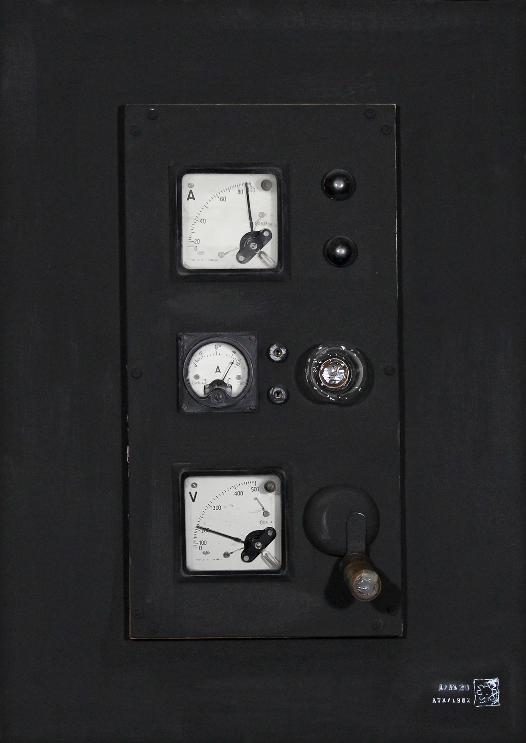 Maurizio-Di-Feo-TORRE- DI -TESLA - WARDEN- CLYFFE TOWER-arte-contemporanea