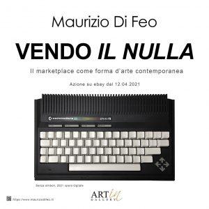 MAURIZIO DI FEO ARTE